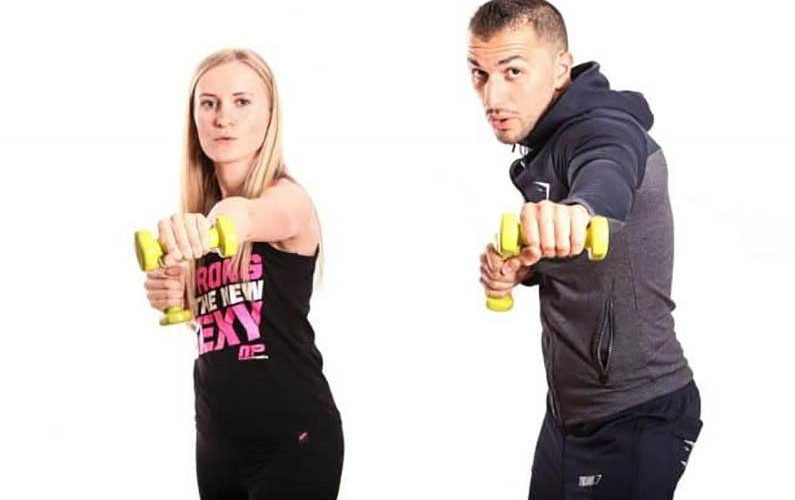 Fitness coach sportif MvSport à Lille
