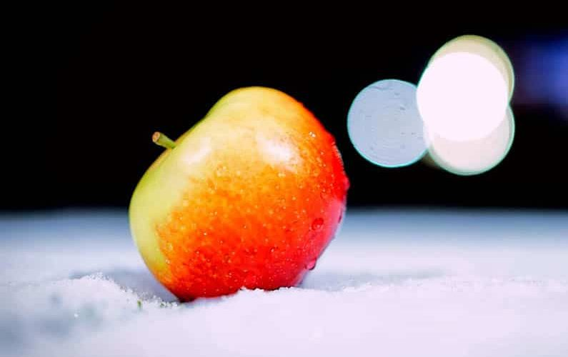 Les fruits en folie du mois de Décembre